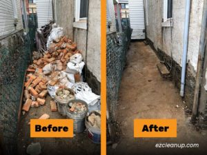 junk removal in Philadelphia Clearing construction waste
